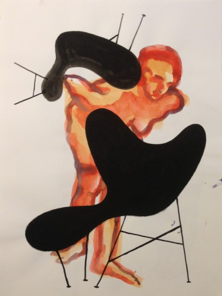 bending-figure-eames-chair